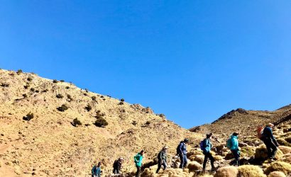trek atlas mountains