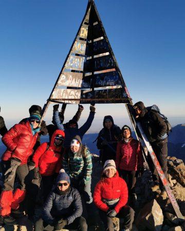 Mt Toubkal Summer Ascent