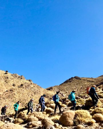 Trek the Atlas Mountains